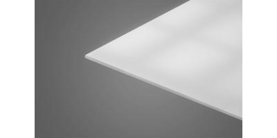 Монолитный Поликарбонат КОЛИБРИ 3,0 мм 2050x3050 м белый 30%